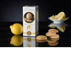 """""""Lemon Tree"""" Biscuit - Biscuit shortbread with butter and pure Sicilian lemon juice. A fondant on the palate followed by a sweet lemon flavor. A fine and delicate biscuit"""