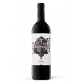 Red Tattoo - Red wine round and gourmet