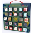 Advent Calendar - Compagnie Coloniale presents its brand new Advent Calendar  with :  - A new design related to the Christmas season - An exclusive packaging with still a satin ribbon - New blends not presented in our 2018 selection - Still blended and Packed in our own plant in France