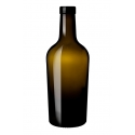 """REGINOLIO - """"Reginolio is a special glass product with an innovative and elegant shape, similar to that of bottles designed for wine. Soft and delicate shapes for one of the most fascinating glass containers in the Bruni Glass world."""""""
