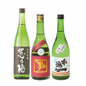 Sake - Sake is a Japanese traditional alcohol made from rice. It is a nice alternative for pre-dinner drink, to go with all type of dishes or cheese