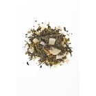 Coco Câline - A green tea with coconut and pineapple. Iced or warmed, it is a sweet tea that smell like summer and sun.