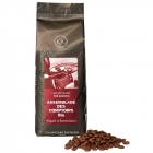 Assemblage des Comptoirs Bio - A homemade blend with caramelized biscuit notes. A gourmet coffee with subtle flavors of pumpkin and gingerbread. The delicacy and sweetness of the origins take on relief in espresso preparation where the notes of dried fruits are revealed.